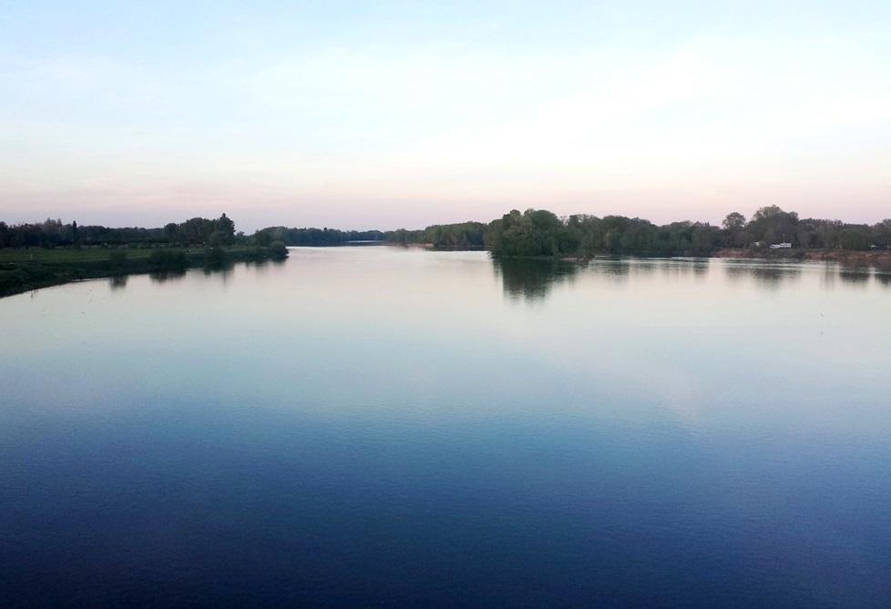 Der Loire entlang