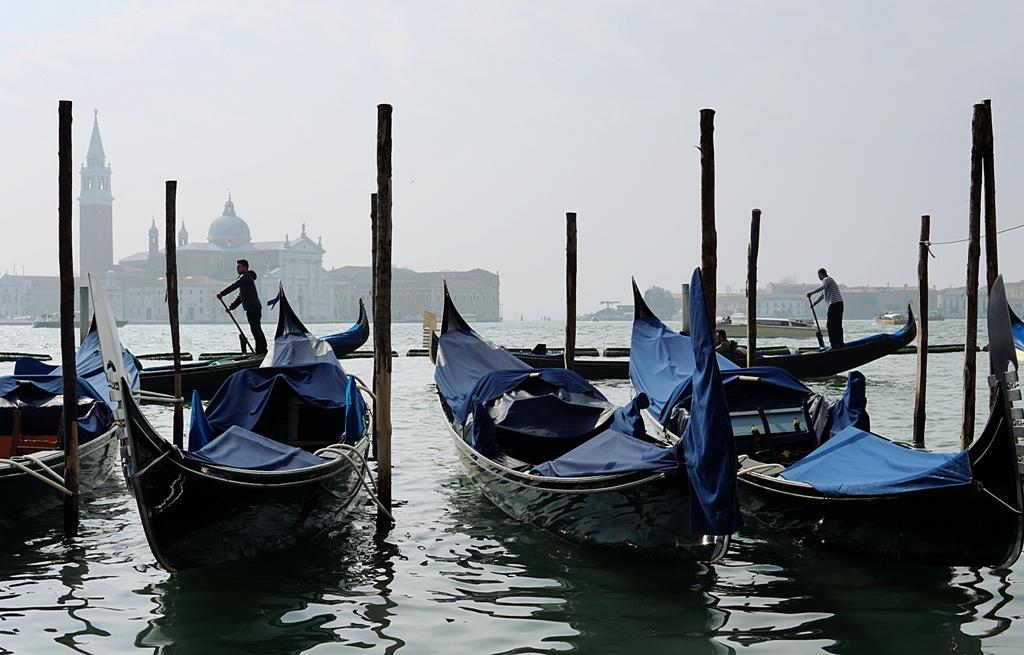 Venezianische Wassertour