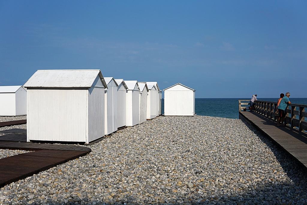 Live von der Sommertour – Mers-les-Bains und Tréport