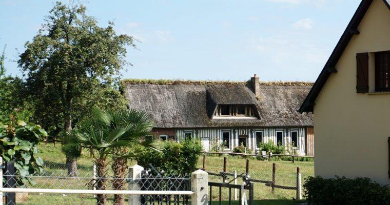 Sommertour – Marais Vernier und Pont-Audemer